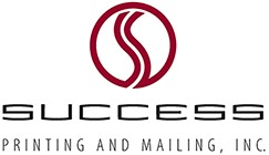 Success Printing and Mailing, Inc. Logo